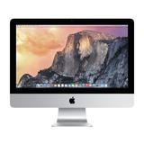 Apple iMac 1,4GHz Intel DC i5; 54,6 cm (21.5''); 8GB RAM; 500GB HD; Intel HD Graphics 5000
